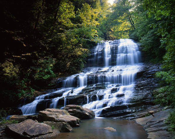 Photograph - Afternoon At Pearson's Falls by Ray Mathis