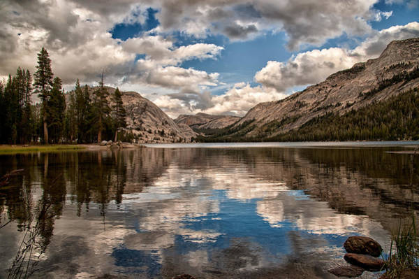 Sierra Nevada Mountains Photograph - Afternoon At Tenaya by Cat Connor