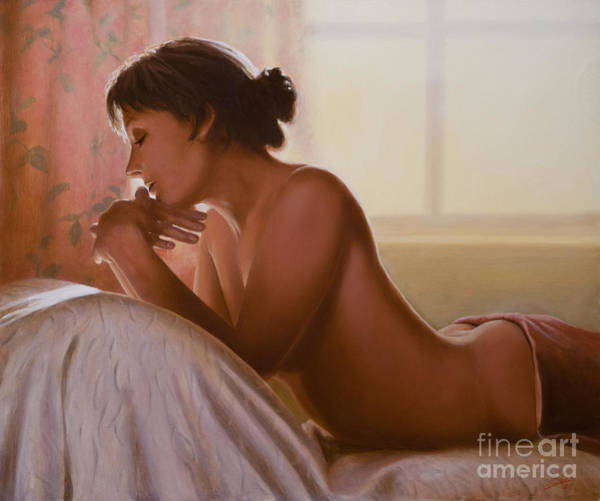 Painting - Afternoon Light by John Silver