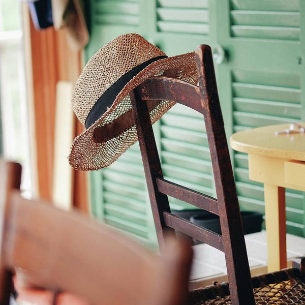 Sun Hat Photograph - Afternoon by Photogodfrey