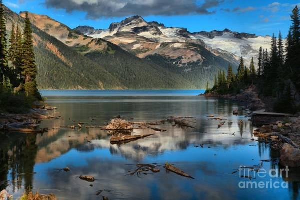 Photograph - Afternoon Reflections In Garibaldi by Adam Jewell