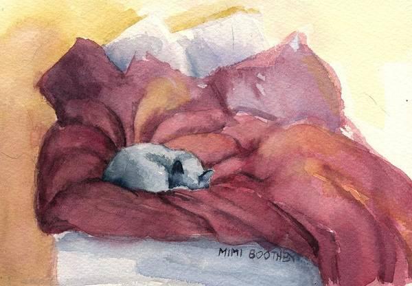 Aggie's Spot Art Print