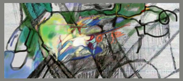 Wall Art - Digital Art - Self-renewal 23ac by David Baruch Wolk