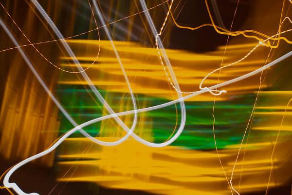 Dread Photograph - Agitation by Douglas Barnett