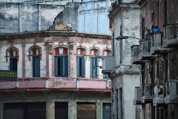 Crumble Photograph - Aideu Cuba.. by A Rey