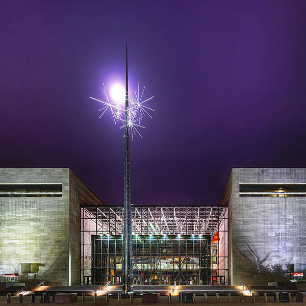 Photograph - Air And Space Museum by Metro DC Photography