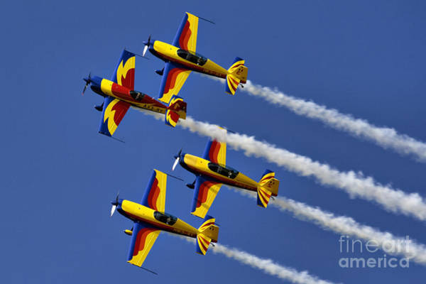 Photograph - Air Show  by Daliana Pacuraru