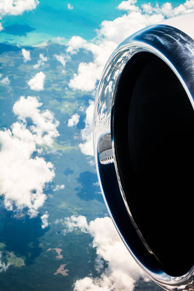 Engine Wall Art - Photograph - Tropical Skies by Parker Cunningham