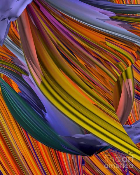 Croce Digital Art - Aj Croce by Dalon Ryan