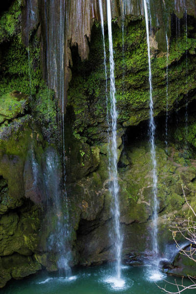 Chefchaouen Wall Art - Photograph - Akchour Waterfall In Talembote National by Pablo Benedito