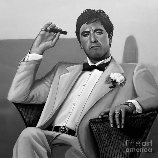 Hero Mixed Media - Al Pacino  by Meijering Manupix