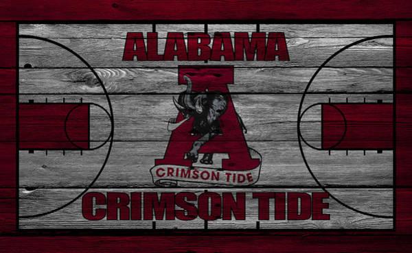 Wall Art - Photograph - Alabama Crimson Tide by Joe Hamilton