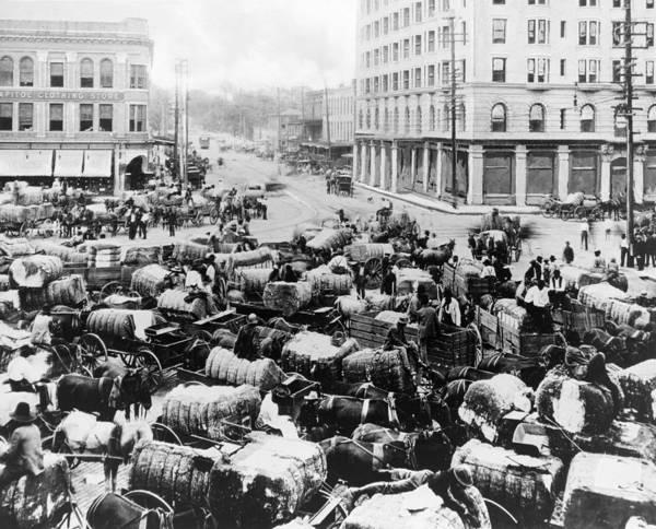 South Alabama Painting - Alabama Market, 1917 by Granger