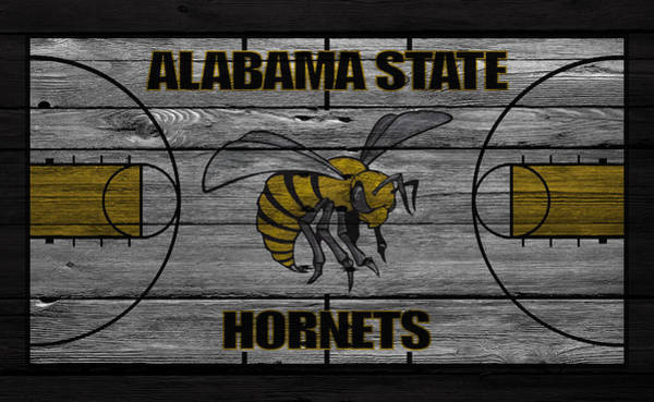 Wall Art - Photograph - Alabama State Hornets by Joe Hamilton