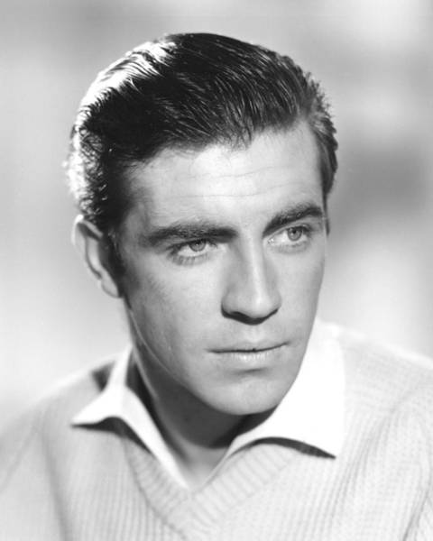 Alan Photograph - Alan Bates In The Entertainer  by Silver Screen