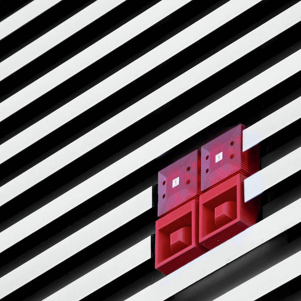 Wall Art - Photograph - Alarm Buzzer by Klaus Ratzer
