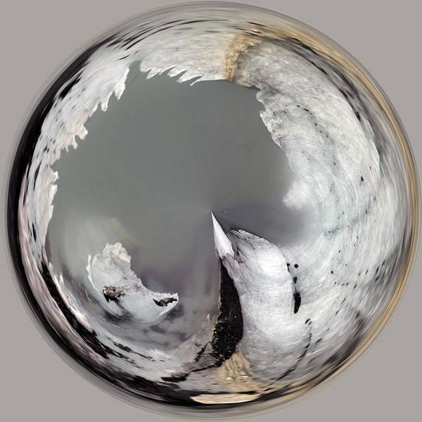 Photograph - Alaska Iceberg 602 by Jim Baker