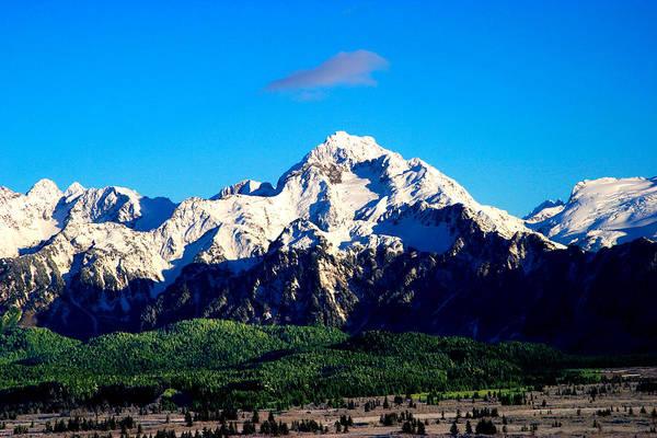 Wall Art - Photograph - Alaska Mountain by Frank Savarese