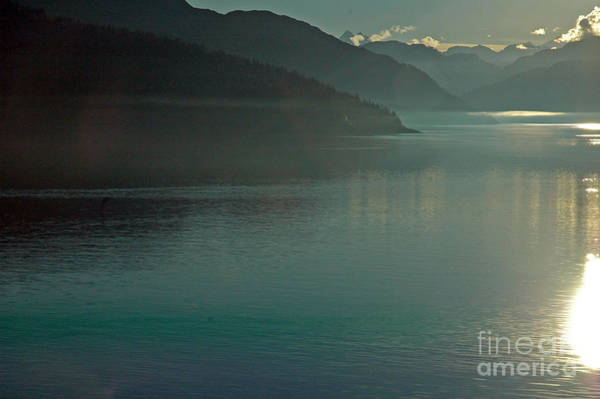 Photograph - Alaska Sunrise by Cindy Murphy - NightVisions