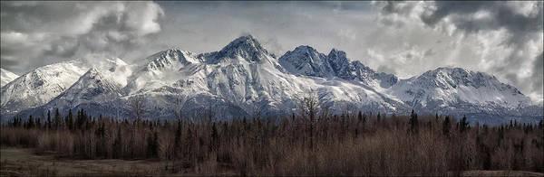 Anchorage Photograph - Alaska Wilderness by Robert Fawcett
