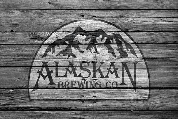 Alaskan Photograph - Alaskan Brewing by Joe Hamilton