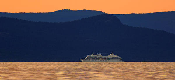 Photograph - Alaskan Cruise by Randy Hall