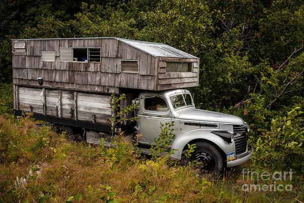Wall Art - Photograph - Alaskan Rv by Steven Reed