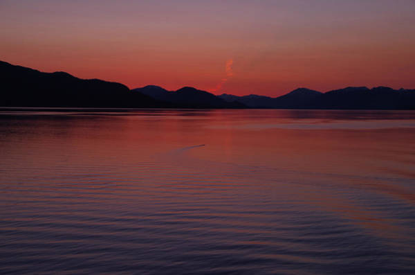 Photograph - Alaskan Sunset by Marilyn Wilson