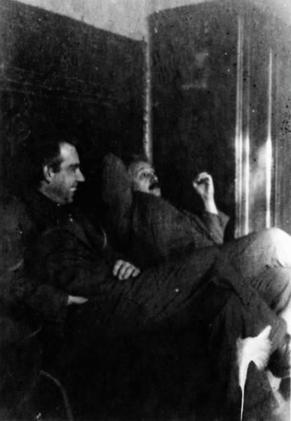 Nobel Wall Art - Photograph - Albert Einstein by American Philosophical Society