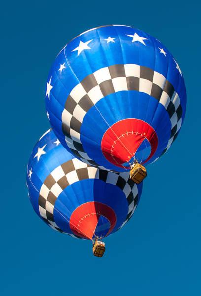 Photograph - Albuquerque Balloon Fiesta 2 by Lou  Novick