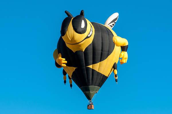 Photograph - Albuquerque Balloon Fiesta 7 by Lou  Novick