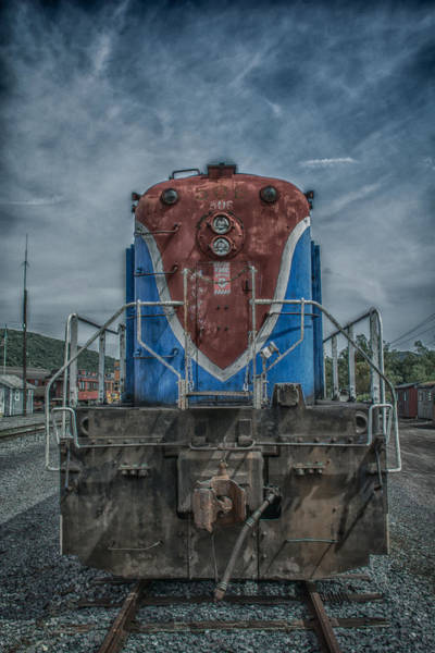 Photograph - Alco Rs3u 506 by Guy Whiteley