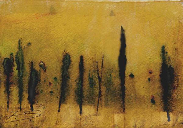 Painting - Aleatoric 327 by Peter Senesac