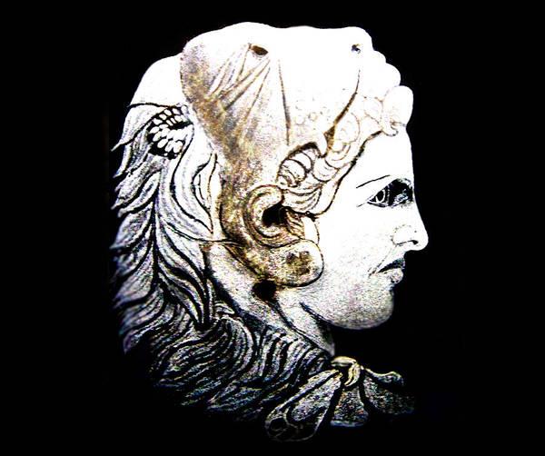 Macedonia Digital Art - Alexander The Great  Part Two by Anastasios Aretos
