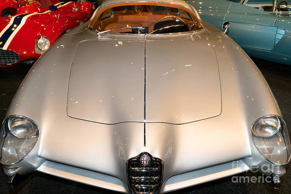 Photograph - Alfa Romeo Bat 9 Dsc02654 by Wingsdomain Art and Photography