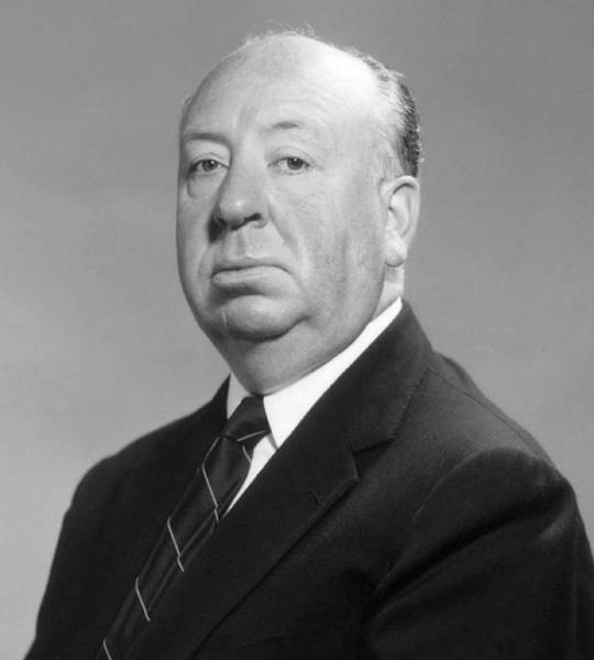 Wall Art - Photograph - Alfred Hitchcock by Daniel Hagerman