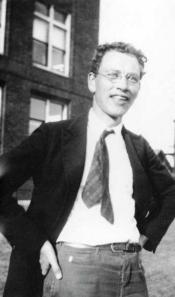 1925 Photograph - Alfred Sturtevant by American Philosophical Society