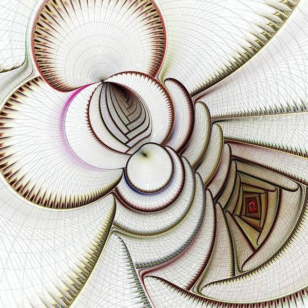 Digital Art - Algorithmic Art by Anastasiya Malakhova