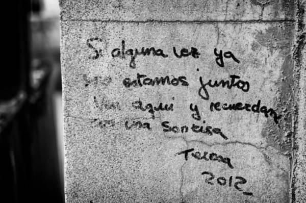 Photograph - Alguna Vez by Pablo Lopez