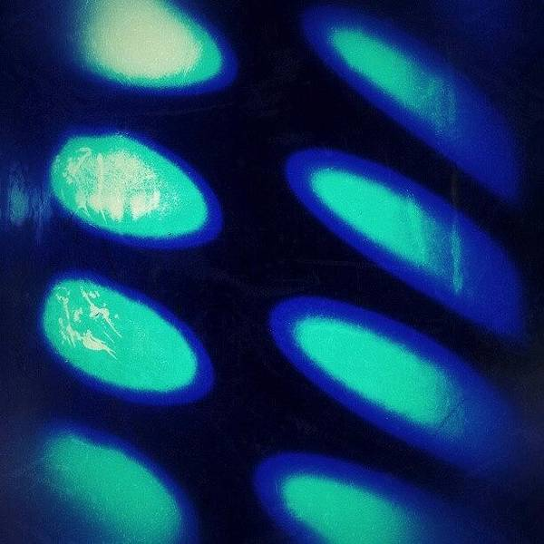Android Wall Art - Photograph - Alien Light by CML Brown