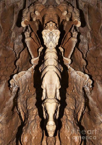 Wall Art - Mixed Media - Alien by Michal Boubin