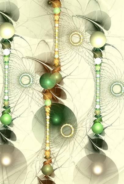 Digital Art - Alignment by Anastasiya Malakhova