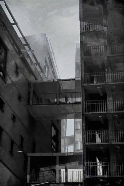 Photograph - All A City Allows by Douglas MooreZart