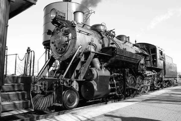 Photograph - All Aboard by Brad Brizek