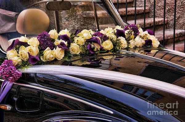 Photograph - All Decked For A Wedding by Brenda Kean