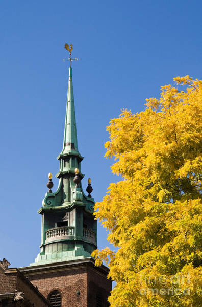 Photograph - All Hallows By The Tower by Rick Piper Photography