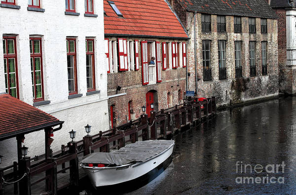 Wall Art - Photograph - All Quiet On The Canal by John Rizzuto