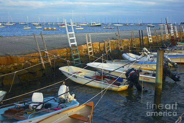 Photograph - All Tied Up In Mattapoisett by Amazing Jules