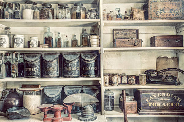 Photograph - All You Need - The General Store by Gary Heller