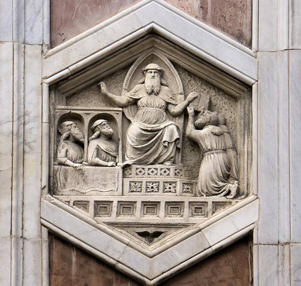 Wall Art - Photograph - Allegorical Depiction Of Legislation by Sheila Terry